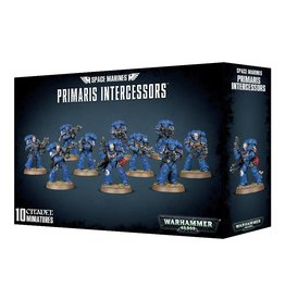 Games Workshop Primaris Intercessor Squad