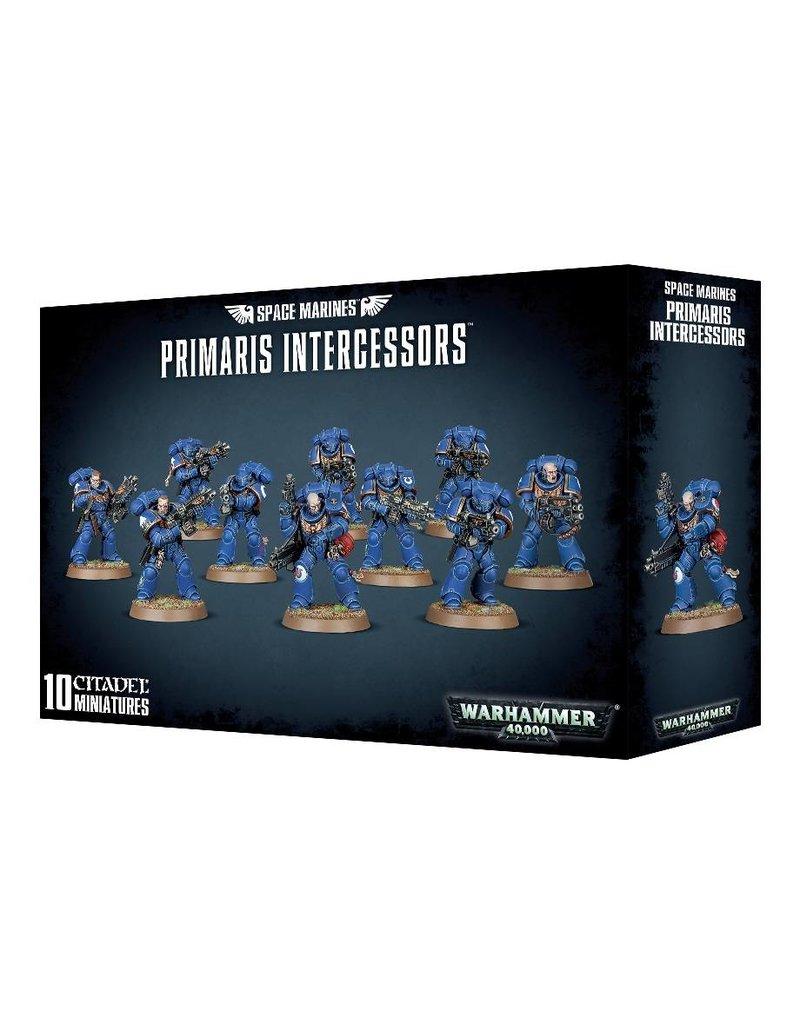 Games Workshop Space Marines Primaris Intercessor Squad