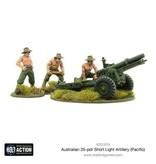 Warlord Games Allied Australian Short 25-pound Artillery