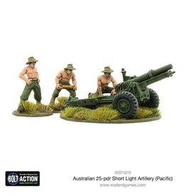 Warlord Games Australian Short 25-pdr