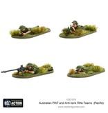 Warlord Games Allied Australian PIAT and Anti-tank Rifle Teams