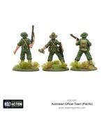 Warlord Games Australian Officer Team