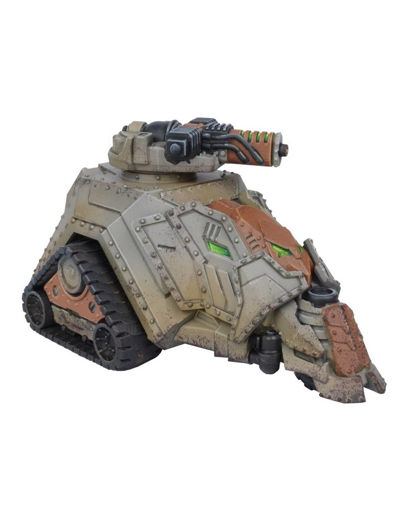 Mantic Games Warpath: Forge Father Hultr Half-track