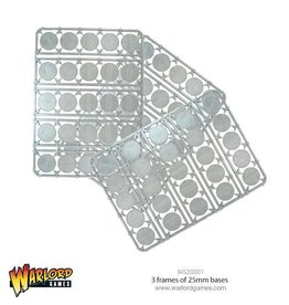 Warlord Games 25mm Round Bases