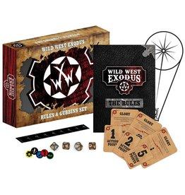 Warcradle Studios Wild West Exodus Rules & Gubbins Set