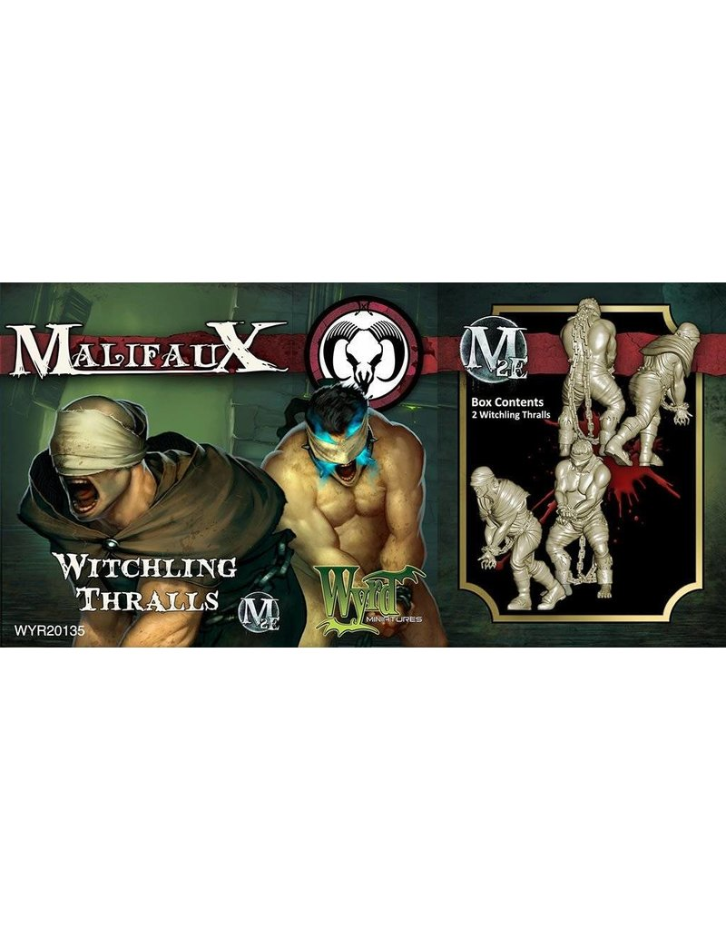 Wyrd Guild Witchling Thralls Box Set