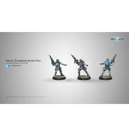 Corvus Belli Locust, Clandestine Action Team (Hacker)