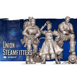 Wyrd Steamfitters 2nd Edition