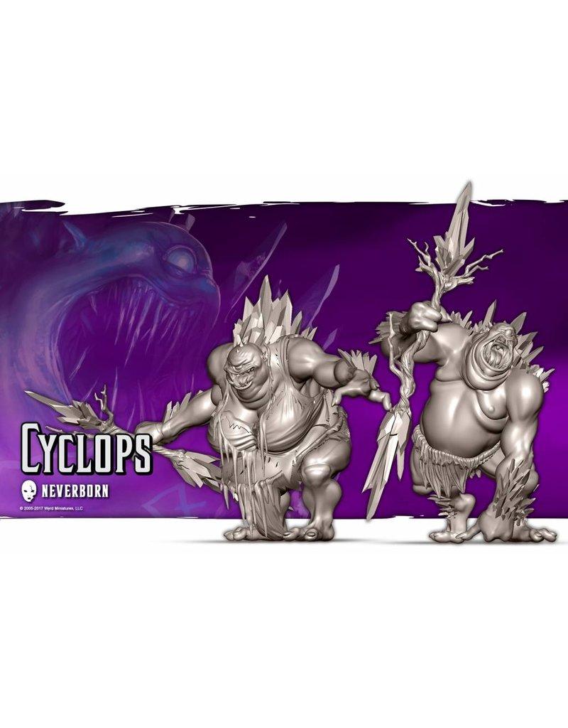 Wyrd Neverborn Cyclops Box Set 2nd Edition
