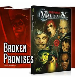 Wyrd Broken Promises M2E Expansion 2nd Edition