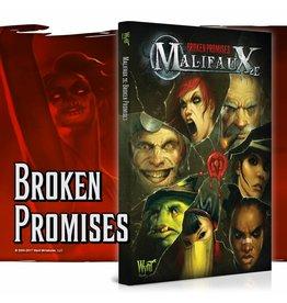 Wyrd Broken Promises M2E Expansion