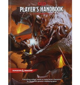 Wizards of the Coast Player Handbook