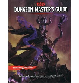 Wizards of the Coast Dungeon Master's Guide
