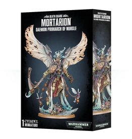 Games Workshop Daemon Primarch Mortarion