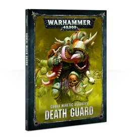 Games Workshop Codex: Death Guard (HB) (8th)