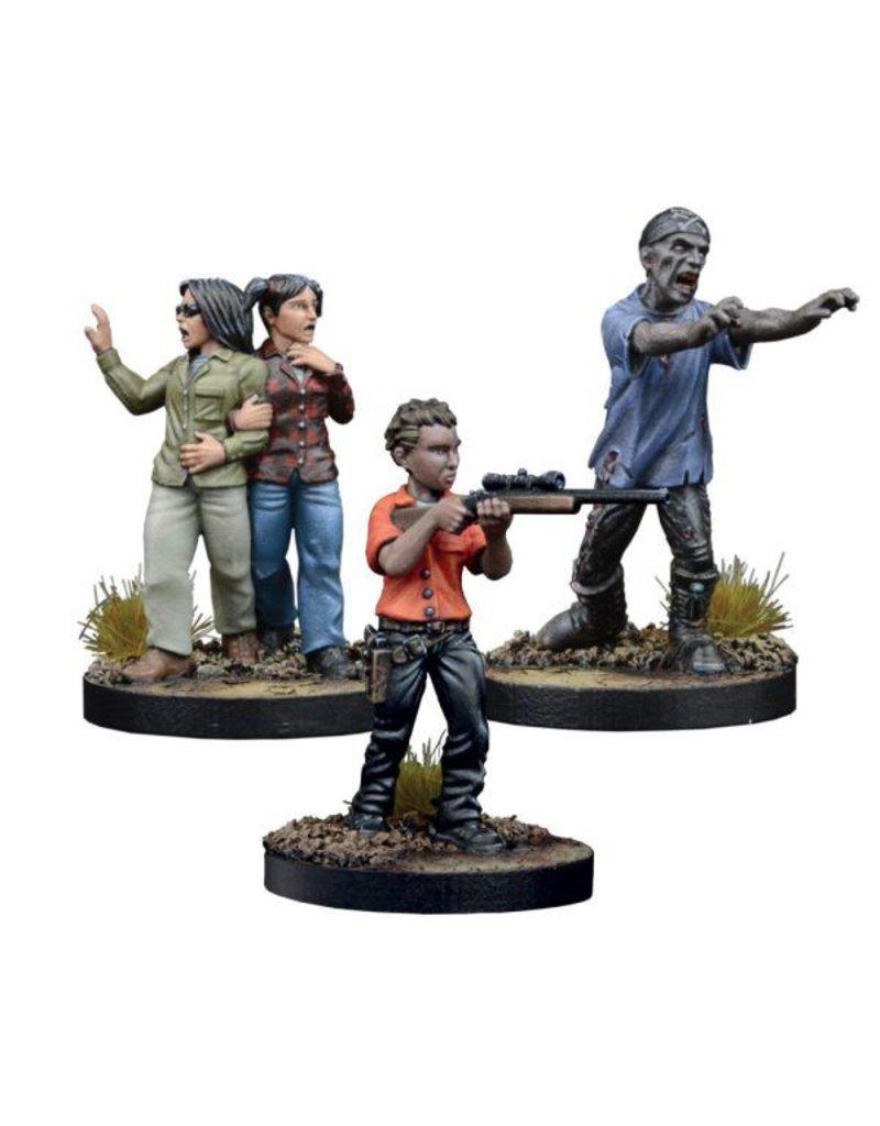 Mantic Games The Walking Dead: Maggie, Prison Defender Booster
