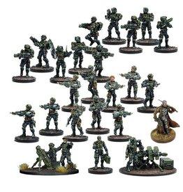 Mantic Games GCPS Faction Starter