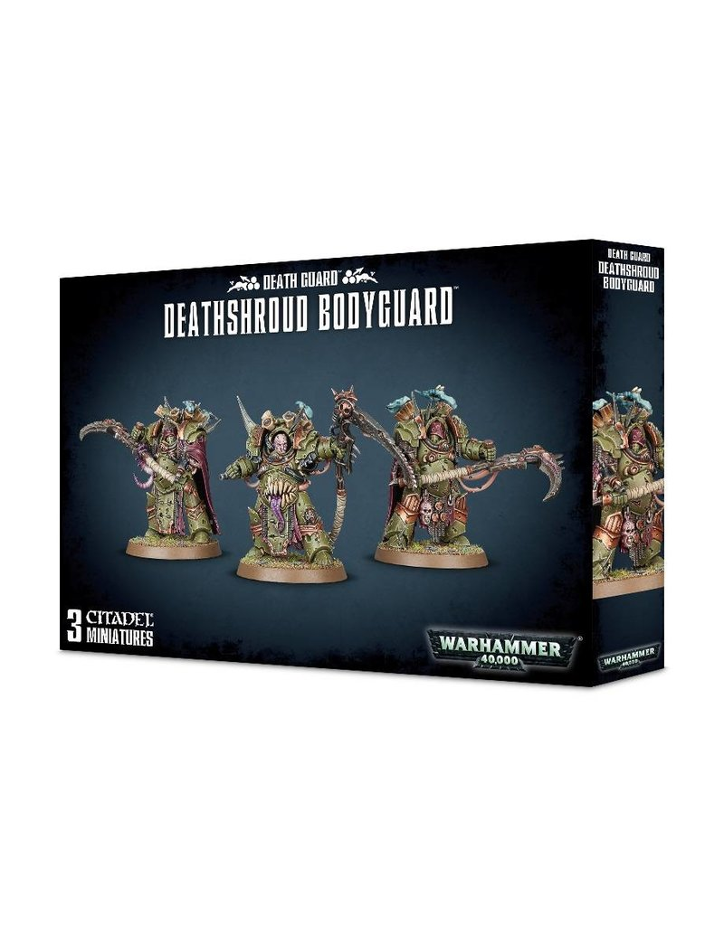 Games Workshop Death Guard Deathshroud Bodyguard