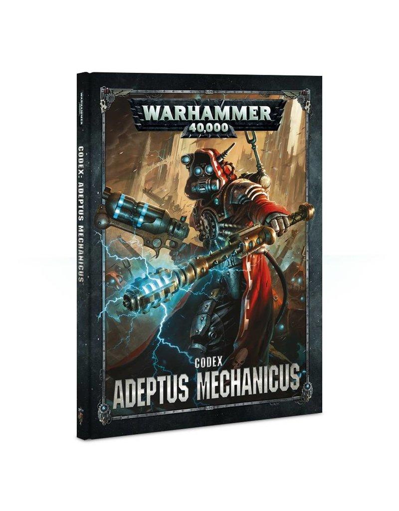 Games Workshop Codex: Adeptus Mechanicus (HB) (EN) (8th)