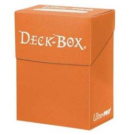Ultra Pro Deck Box - Orange