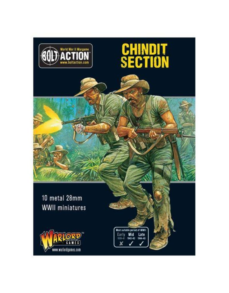 Warlord Games British Chindit Section