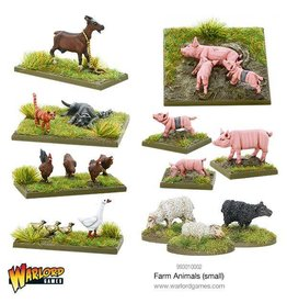 Warlord Games Small Farm Animals