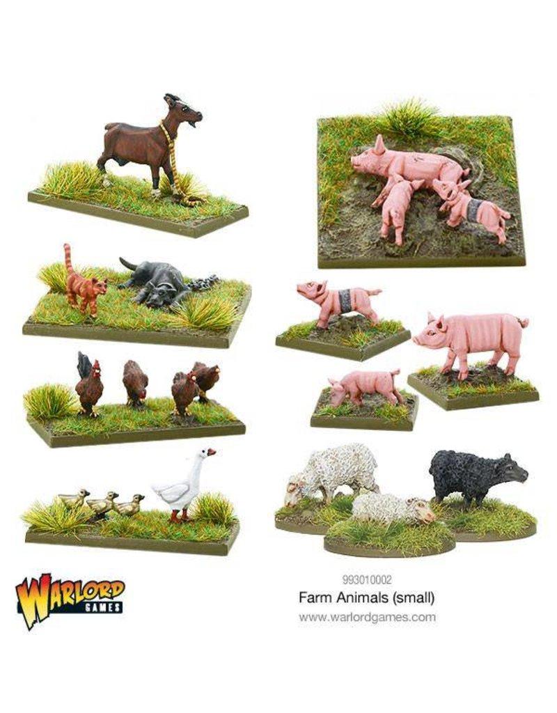 Warlord Games Small Farm Animals