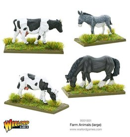 Warlord Games Large Farm Animals