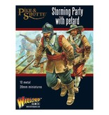 Warlord Games English Civil Wars 1642-1652 Storming Party With Petard Box Set