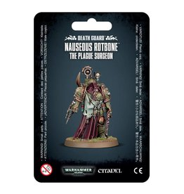 Games Workshop Death Guard Nauseous Rotbone