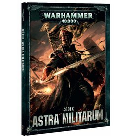 Games Workshop Codex: Astra Militarum (HB) (EN) (8th)