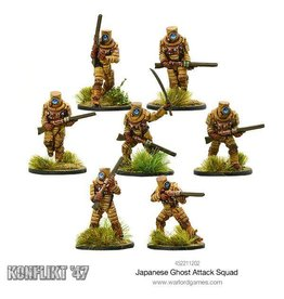 Warlord Games Ghost Attack Squad