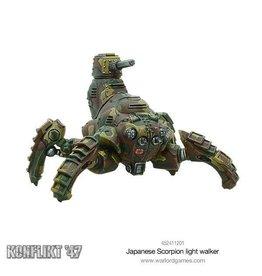 Warlord Games Scorpion light walker