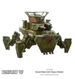 Warlord Games Mammoth Walker
