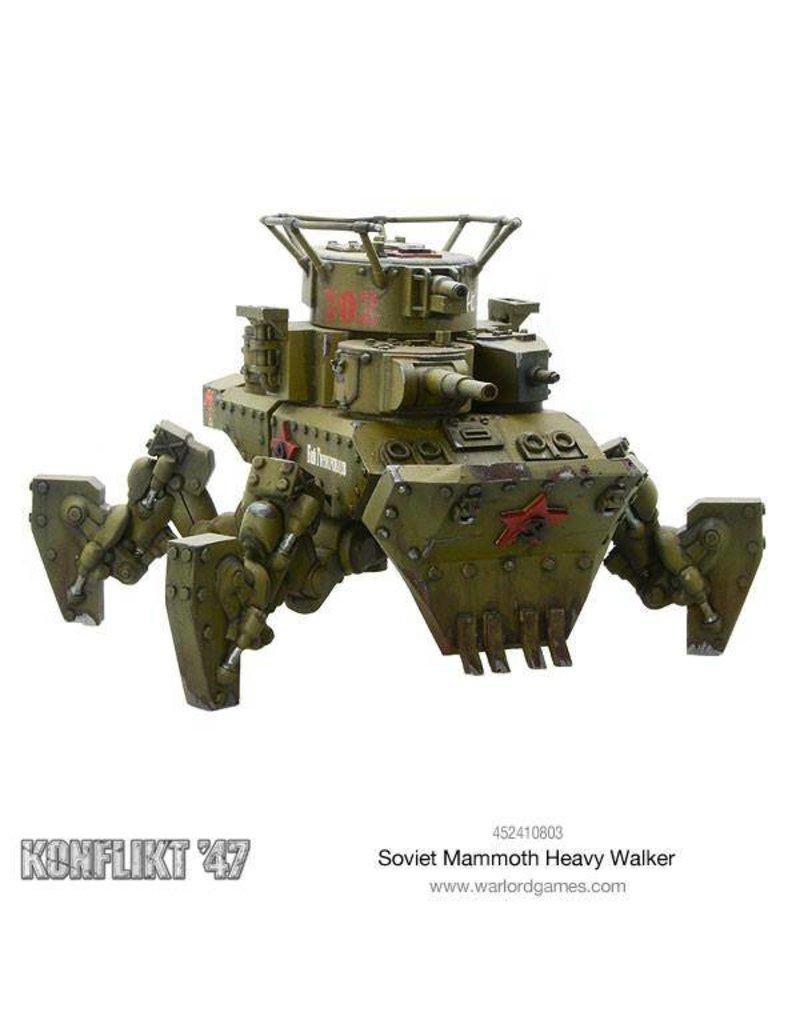 Warlord Games Soviet Mammoth Walker