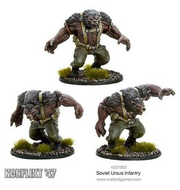 Warlord Games Ursus Infantry