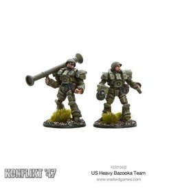 Warlord Games Heavy bazooka team