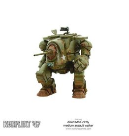 Warlord Games Grizzly Medium Walker