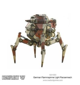 Warlord Games Flammspinne Panzermech