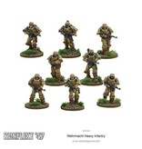 Warlord Games Wehrmacht Heavy Infantry