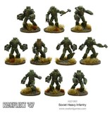 Warlord Games Soviet Heavy Infantry