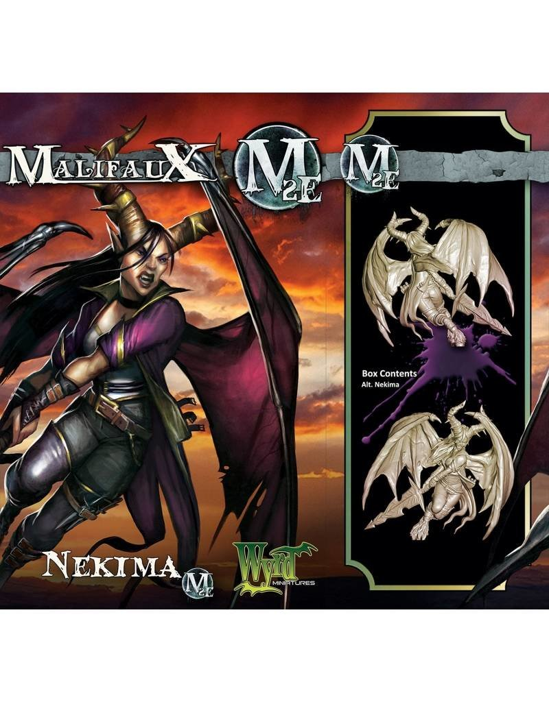Wyrd Neverborn Alternate Sculpt Nekima Box Set 2nd Edition