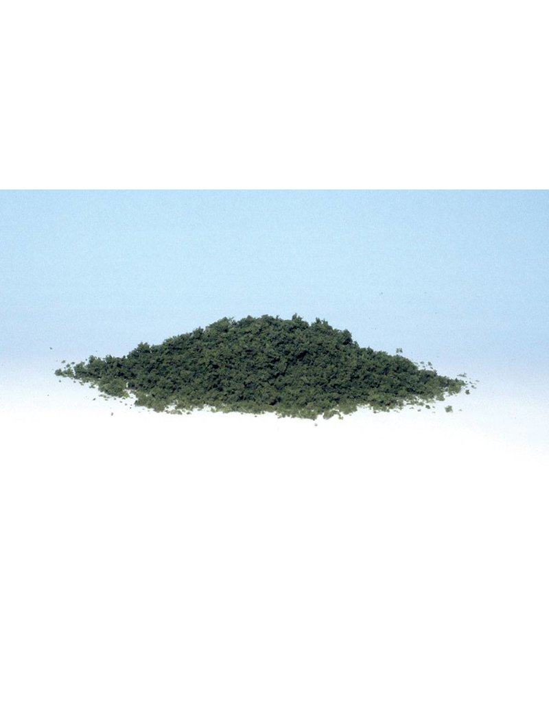 Woodland Scenics Ground Cover: Dark Green Coarse Turf (BAG)