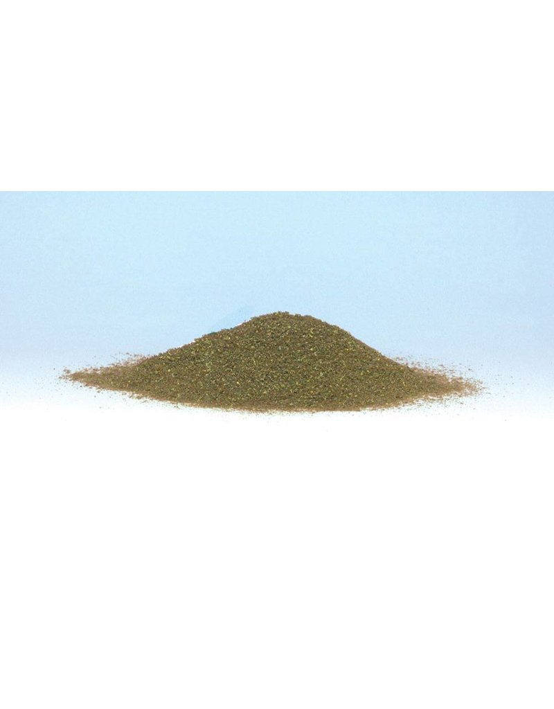 Woodland Scenics Ground Cover: Earth Blend Fine Turf (BAG)