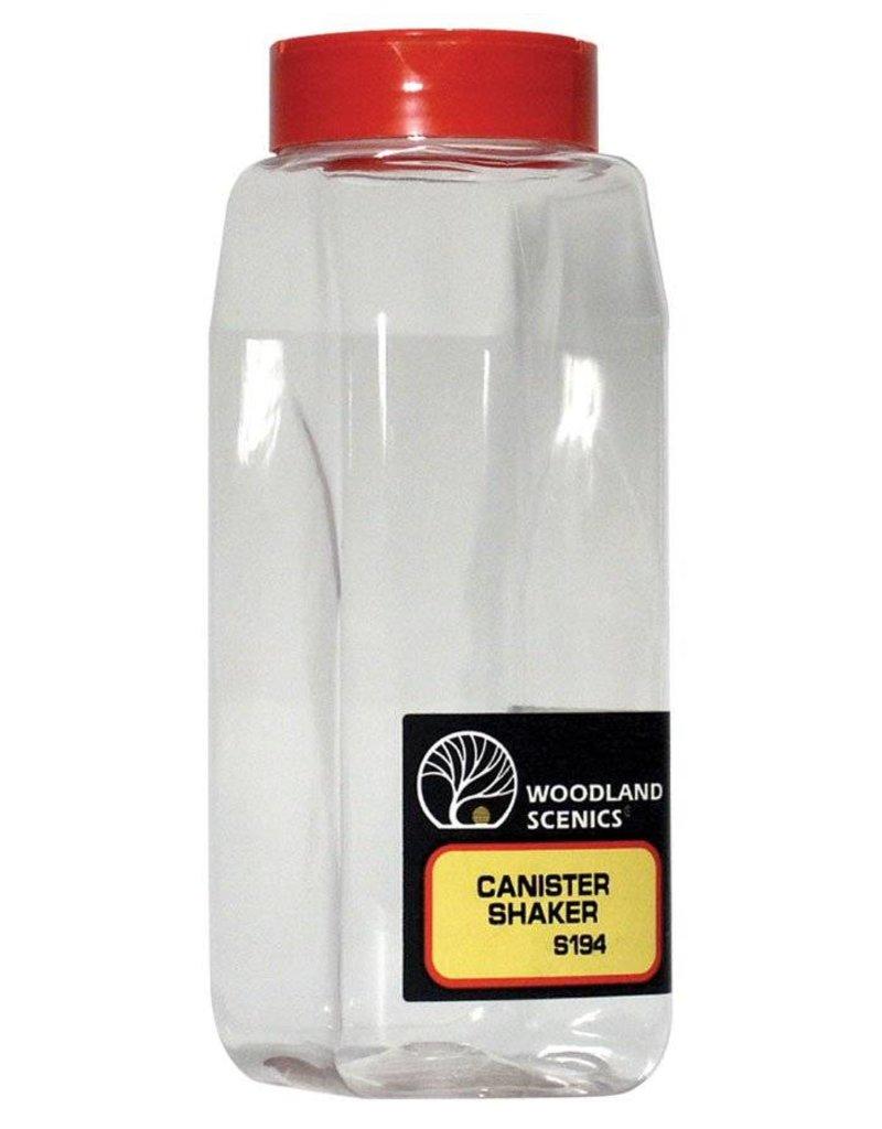 Woodland Scenics Empty Canister Shaker