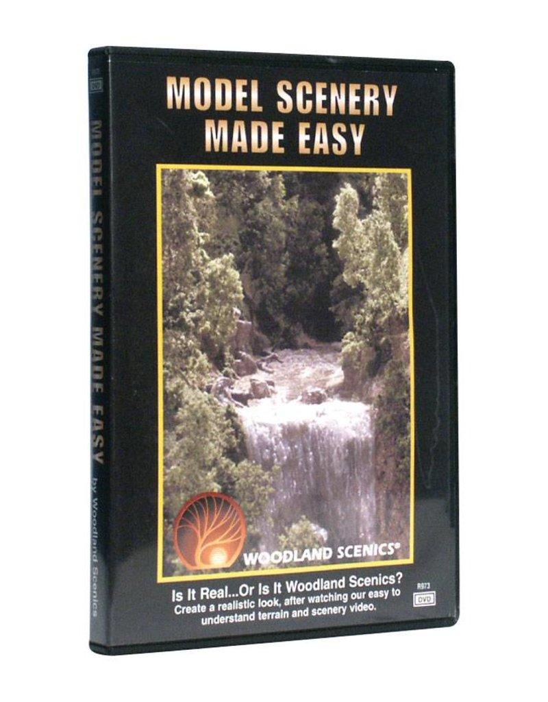Woodland Scenics Model Scenery Made Easy Dvd (NTFS)