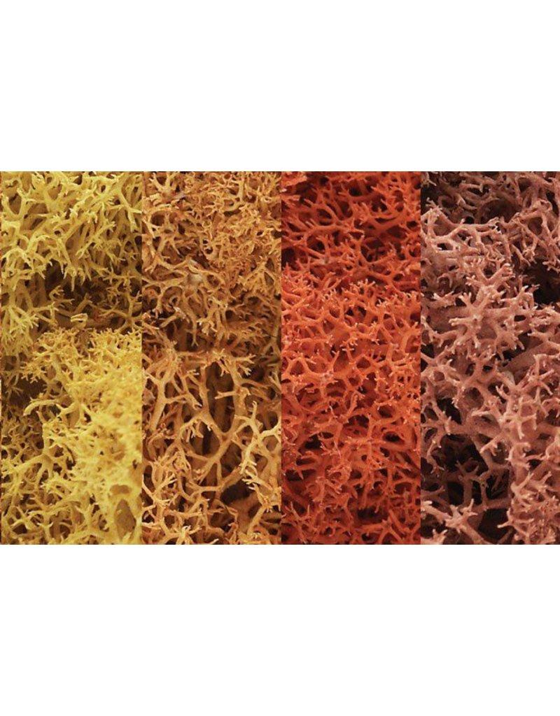 Woodland Scenics Ground Cover: Autumn Mix Lichen