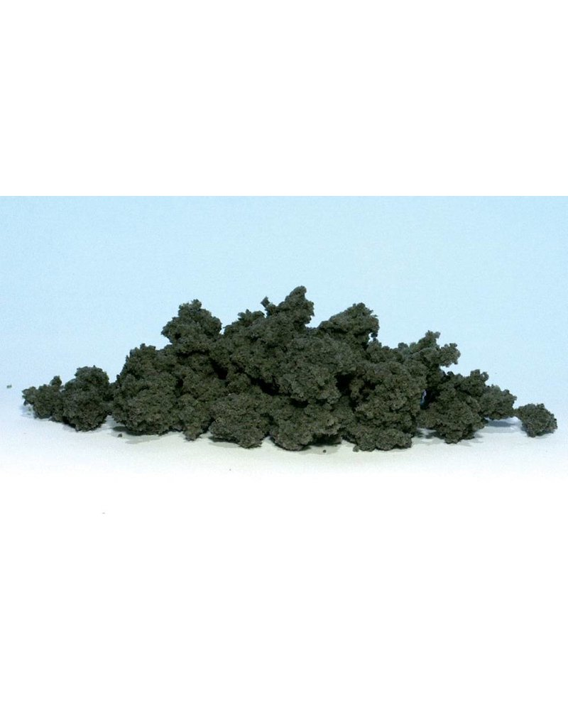 Woodland Scenics Ground Cover: Dark Green Clump Foliage