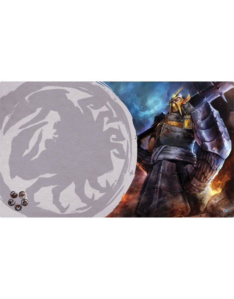 Fantasy Flight Games Legend Of The Five Rings: Defender of the Wall Playmat