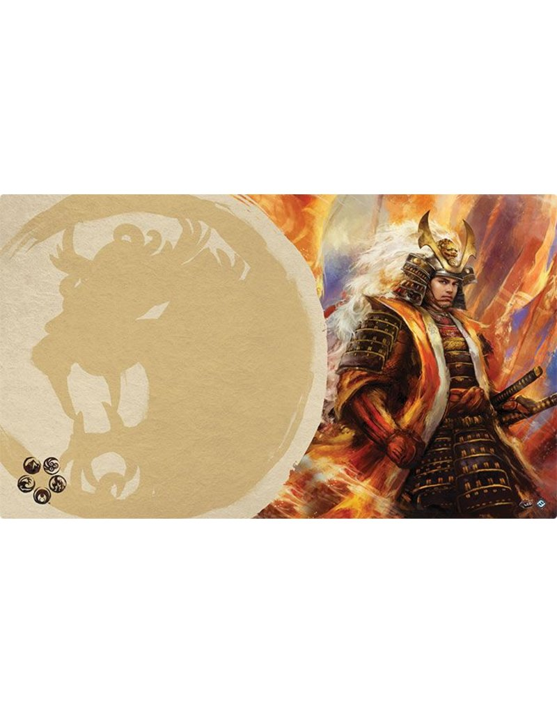 Fantasy Flight Games Legend Of The Five Rings: Right Hand of the Emperor Playmat